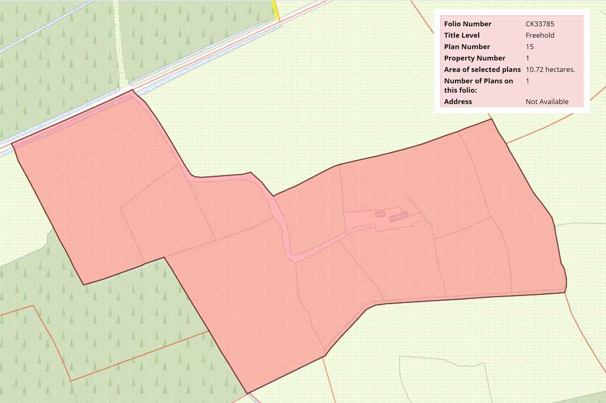 17_Tullig Farm Map 26.49 Acres