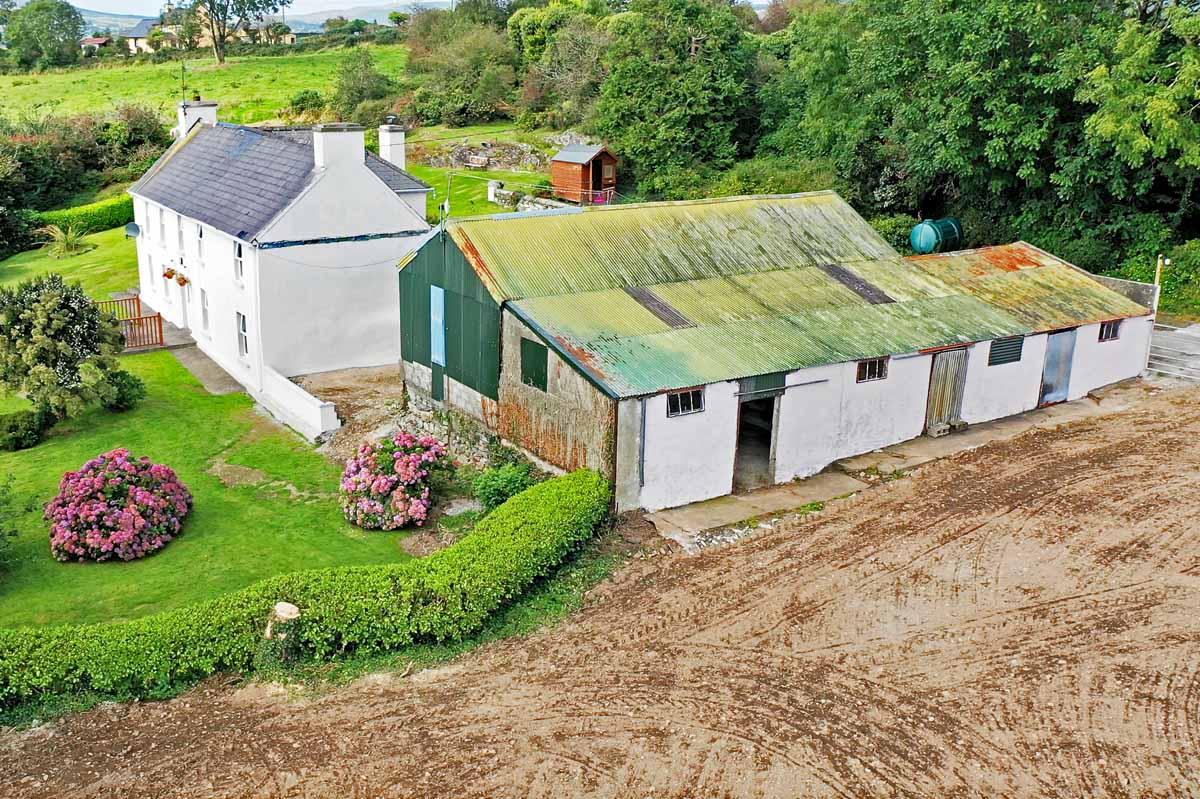 8_House and Farm Buildings