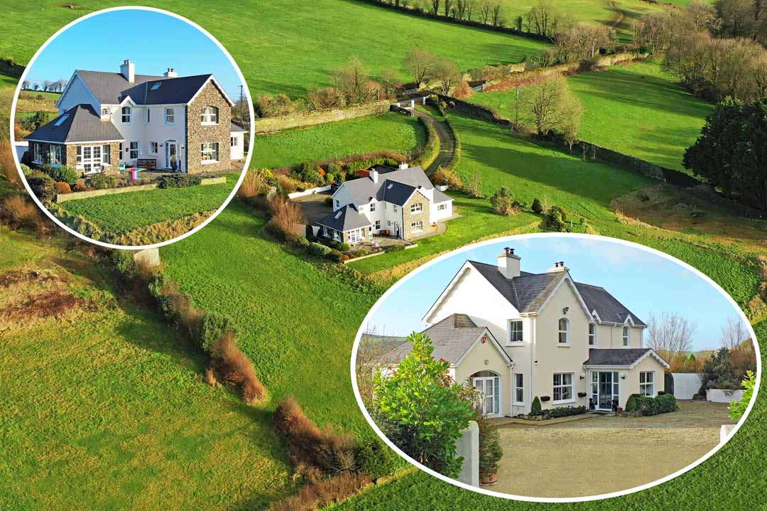 4 bedroom house for sale in Kilmaloda Ballinascarthy Clonakilty West Cork