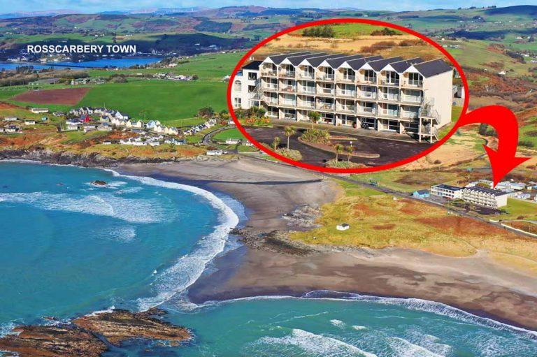 No. 3 Owenahincha Beach, Apartments