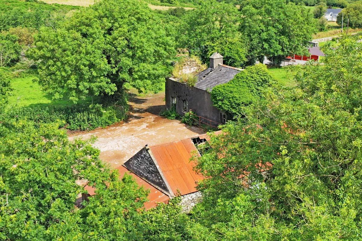 8_Farmhouse and outbuildings
