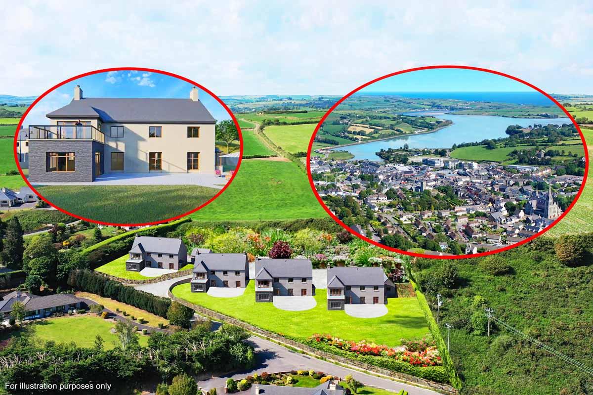 Cnocán na Gréine, Tawnies, Clonakilty, West Cork