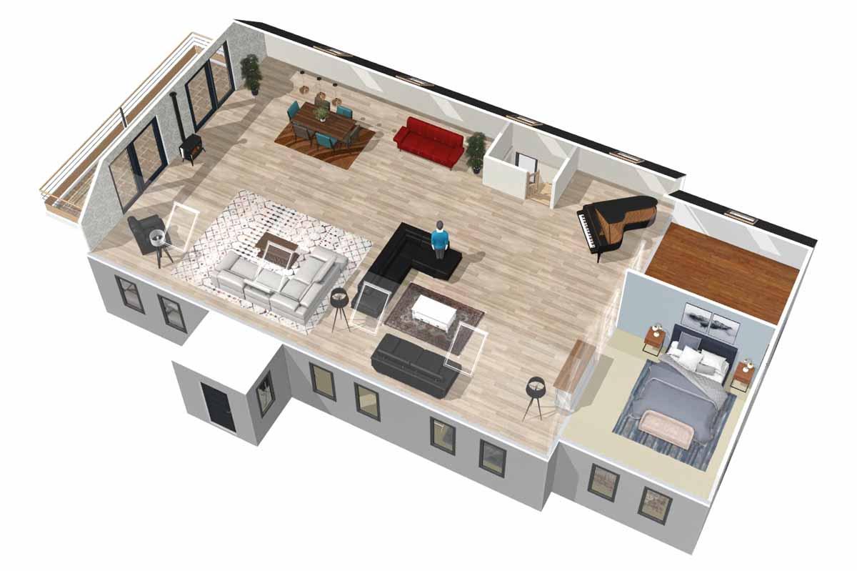 24_First_Floor 3D Model