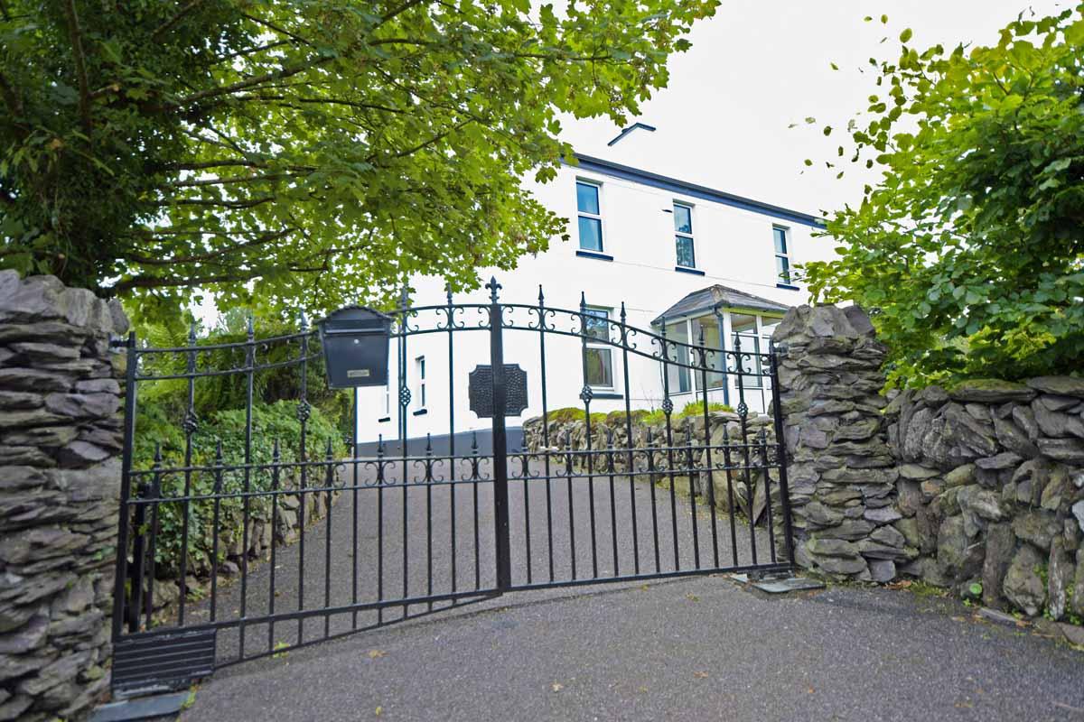 27_Gated Entrance