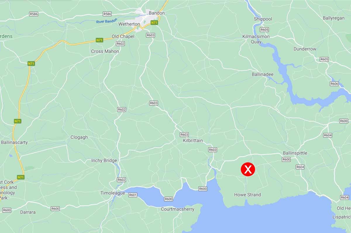 8_Killeens_Area Map