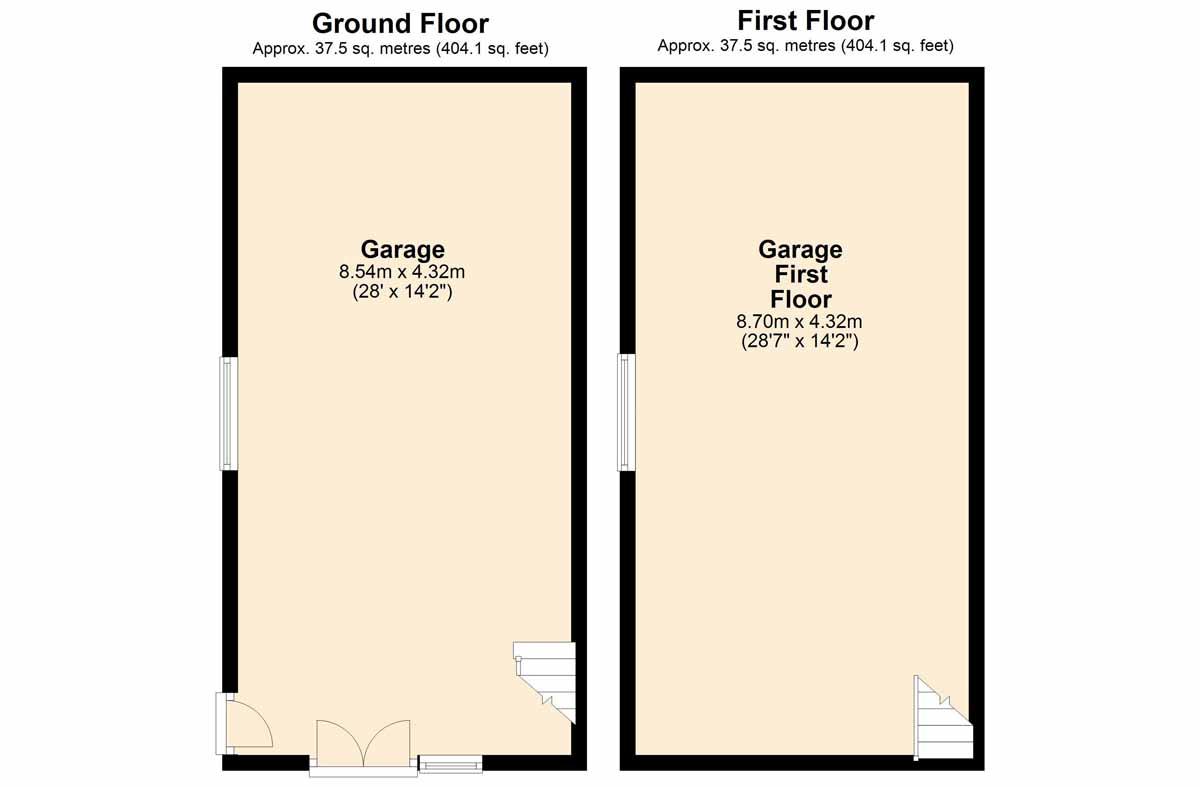 28_Garage Floor Plans