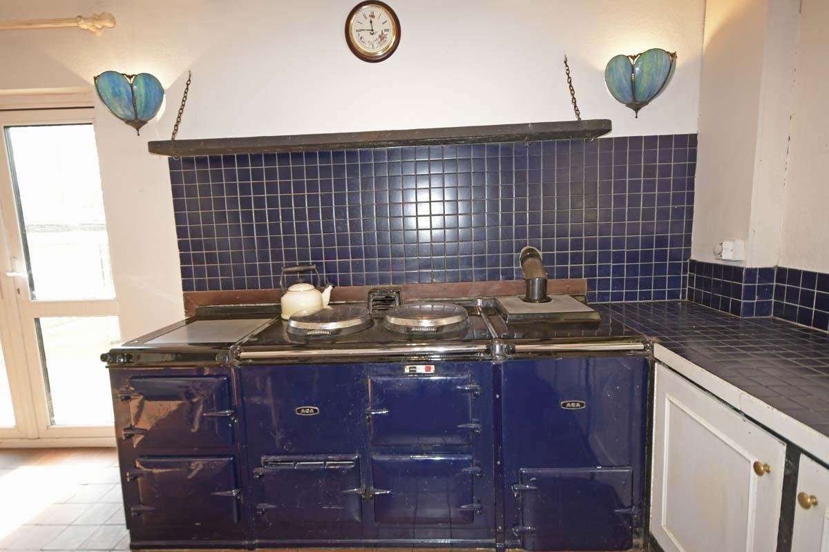 20_Original AGA Cooker
