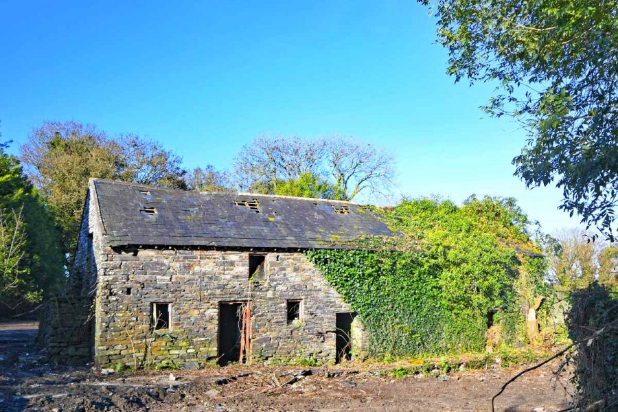 12_Old Lofted Stable Building