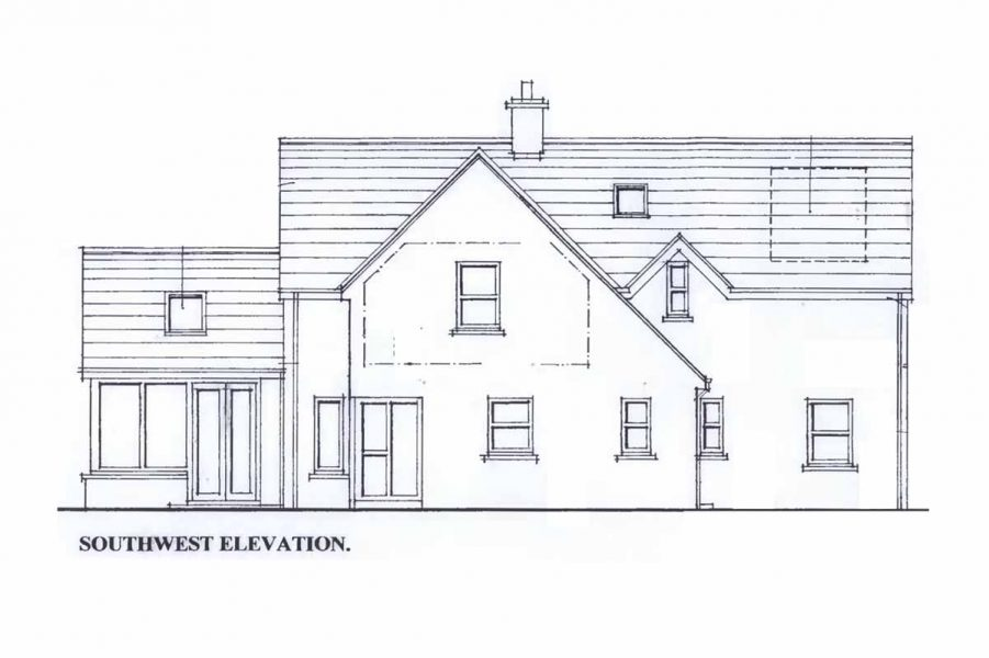 12_South West Elevation