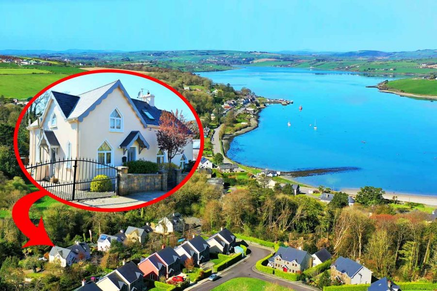 House for sale at Courtmacsherry West Cork