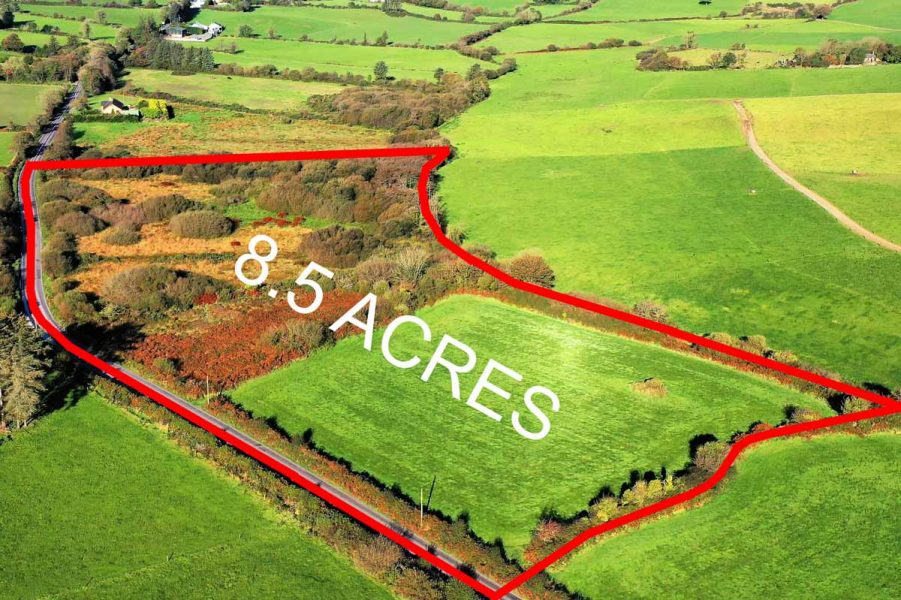 8.5 Acres for sale in Clonakilty