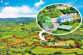 Farmland for sale at Drimoleague Skibbereen West Cork