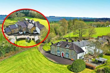 Rockfort House Innishannon for sale with Henry O'Leary