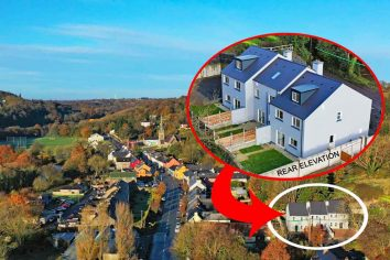 New house for sale in Innishannon Village