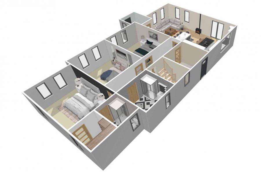 22_Ground_Floor 3D Model