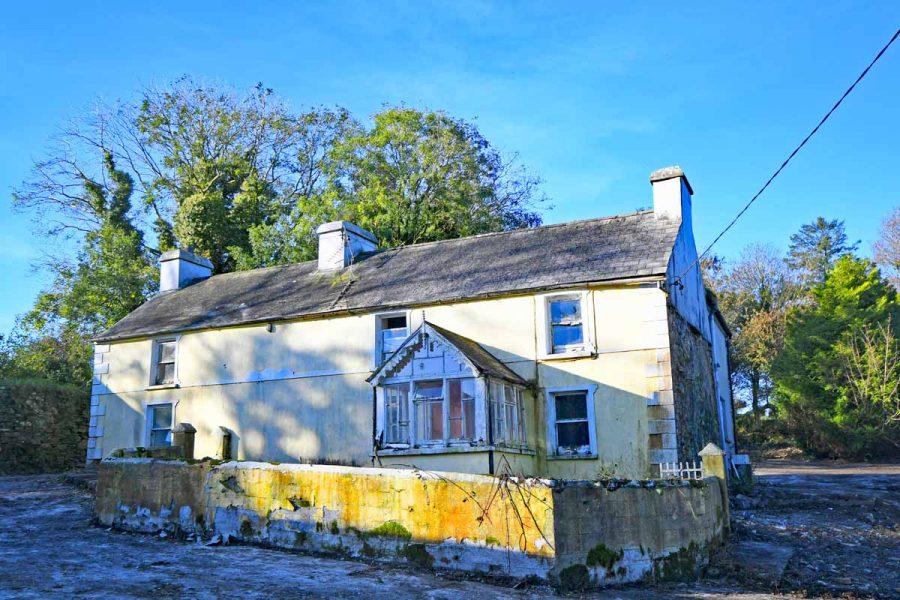 6_ Old Farmhouse