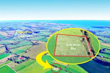 Site for sale at Barleyfield Kilbrittain
