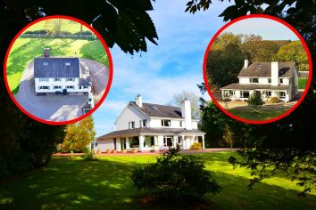 Brinny House Innishannon for sale