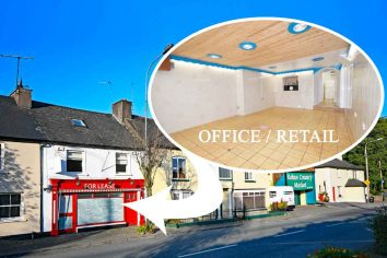 Commercial space to rent in Innishannon Village