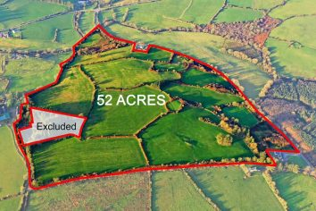 52 Acre Farm for sale at Carrigthomas Macroom