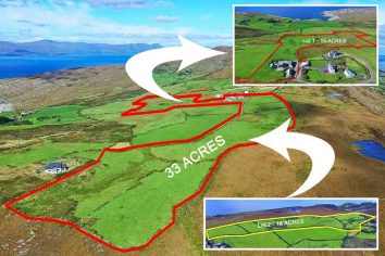 Farm for sale at Sheeps Head Bantry
