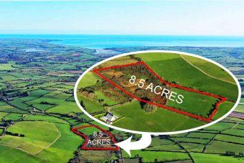 Farmland for sale in Clonakilty West Cork