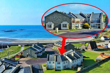 House close to the beach in Rosscarbery West Cork